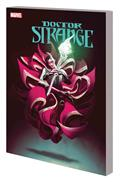 Doctor Strange By Donny Cates TP God of Magic
