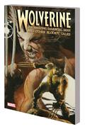 Wolverine Amazing Immortal Man & Other Bloody Tales TP