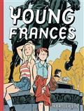 YOUNG-FRANCES-HC-VOL-01-POPE-HATS