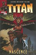 Titan #1 (of 4) (MR)