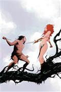 Red Sonja Tarzan #1 Cvr F 10 Copy Lee Virgin Incv (Net)
