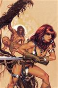 Red Sonja Tarzan #1 Cvr J 50 Copy Hughes Virgin Incv (Net)