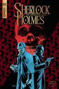Sherlock Holmes Vanishing Man #1 Cvr A Cassaday
