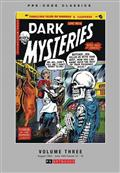 Pre Code Classics Dark Mysteries HC Vol 03 (C: 0-1-1)