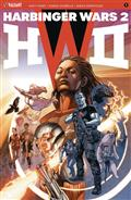 Harbinger Wars 2 #1 (of 4) Cvr A Jones (Net)