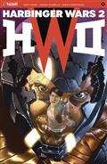 Harbinger Wars 2 #1 (of 4) Cvr B Suayan (Net)