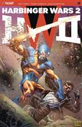 Harbinger Wars 2 #1 (of 4) Cvr G Pre-Order Bundle Ed (Net)