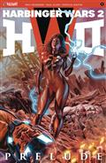 Harbinger Wars 2 Prelude #1 Cvr D 50 Copy Incv Icon Massafer
