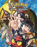 Pokemon Sun & Moon GN Vol 01 (C: 1-0-1)