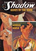 Shadow Double Novel Vol 130 Hands In Dark & Murder Marsh (C: