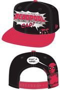 Deadpool Chump 9Fifty Snap Back Cap (C: 1-1-2)