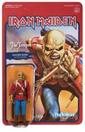 Iron Maiden Trooper Eddie Reaction Figure (Net) (C: 1-1-1)