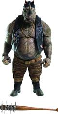 TMNT Out of The Shadows Rocksteady 1/6 Scale Fig (Net) (C: 0