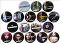 Marvel Runaways 144 Piece Button Asst (Net) (C: 1-1-0)