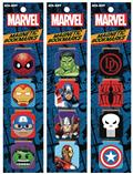 Marvel Comics 12 Piece Magnet Bookmark Asst (Net) (C: 1-1-0)