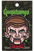 Goosebumps Slappy Dummy Enamel Pin (C: 1-0-2)