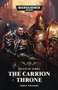 Warhammer 40K Carrion Throne Prose Novel SC