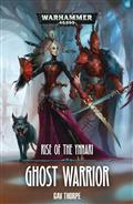 Warhammer 40K Ghost Warrior Prose Novel SC