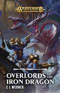 Warhammer Overlords Iron Dragon Prose Novel SC