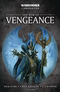 Warhammer War of Vengence Prose Novel SC