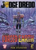 Judge Dredd Cursed Earth Expedition Game (C: 0-1-2)