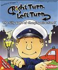 Right Turn Left Turn Card Game (C: 0-0-1)