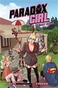 Paradox Girl TP Vol 01