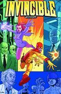 Invincible Presents Atom Eve & Rex Splode TP Vol 01