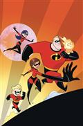 Disney Incredibles 2 Secret Identities #2 (of 3) Cvr B Kawai