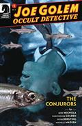Joe Golem Occult Detective Conjurors #1