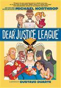 Dear Justice League TP