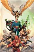 Justice League #23 Var Ed