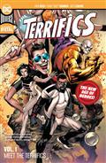Terrifics TP Vol 01 Meet The Terrifics