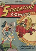 Wonder Woman The Golden Age Omnibus HC Vol 04