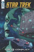 Star Trek Q Conflict #5 (of 6) Cvr A Messina