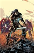 Savage Avengers #1 Deodato Var