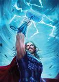 Thor #13 Heejin Jeon Marvel Battle Lines Var