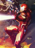 Tony Stark Iron Man #12 Nexon Marvel Battle Lines Var