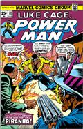 True Believers Luke Cage Power Man Piranha #1