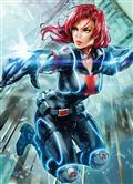 Black Widow #5 K Lee Marvel Battle Lines Var