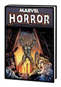 Marvel Horror Omnibus HC