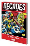 Decades Marvel 90S TP Mutant X-Plosion