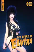 Elvira Shape of Elvira #1 CGC Graded Photo Cvr (C: 0-1-2)