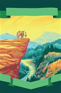 Lumberjanes Somewhere Green #1 Preorder Fish Var