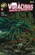 Voracious Appetite For Destruction #1 Cvr B Ramon