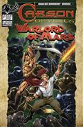 Carson of Venus Warlord of Mars #1 Warriors Cvr Mesarcia