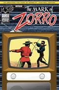 Am Archives Mark of Zorro 1949 1St App #1 Ltd Ed Cvr
