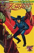 Zorro Legendary Adventures Book 2 #4 Main Cvr