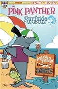 Pink Panther Surfside Special #1 Ropp Catch A Wave Cvr