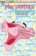 Pink Panther Surfside Special #1 Retro Animation Ltd Ed Cvr